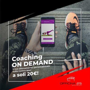 Coaching on demand